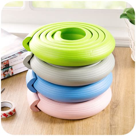 Baby Protection Corner Baby Safety Table Corner Protector 2pcs lot home baby safety corner protector children widen