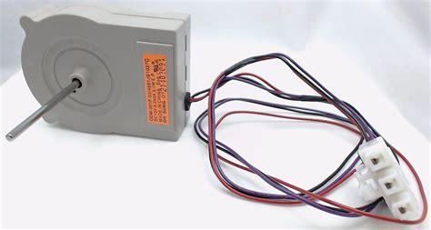 Kitchenaid Refrigerator Evaporator Fan Motor Refrigerator Evaporator Fan Motor For Lg Ap4507961