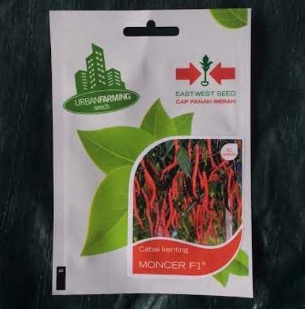 Bibit Cabai Panah Merah jual benih cabai moncer f1 50 biji panah merah bibit