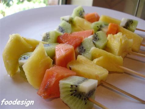 fruit k bob foodesign fresh fruit kabobs