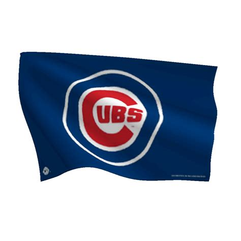 chicago cubs flags sports flags and pennants chicago cubs deluxe flag flags international