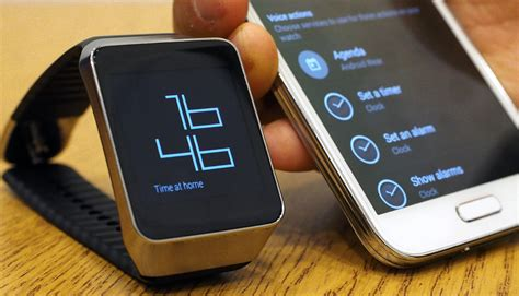 android wear devices this walkthrough of samsung s android wear device