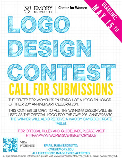 logo contest logo design contest center for on behance