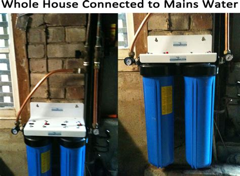 recommended house water pressure on site installation service best house water filter systems tru water aust