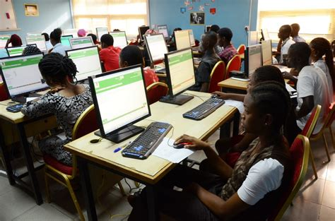 computer based test photo jamb umte 2017 computer based test in abuja punch ng