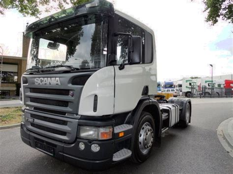 scania p380 cp16 tractor unit from netherlands for sale at