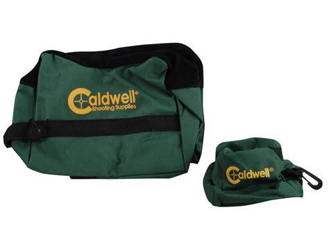 Bench Rest Shooting Caldwell Deadshot Front Rear Shooting Rest Bag Set Nylon