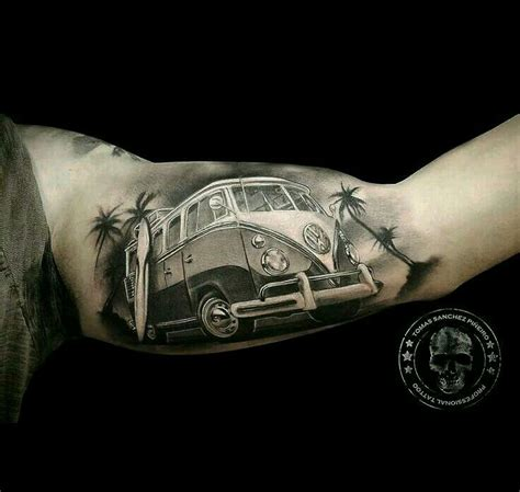 vw cervan tattoos designs 76 best das vw tattoos images on vw