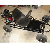 FREE DO IT YOURSELF GO KART PLANS