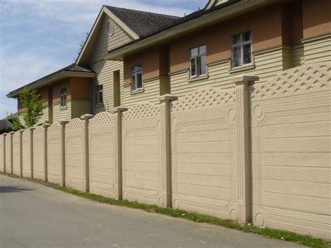 recinzioni da giardino prezzi recinzioni in cemento recinzioni