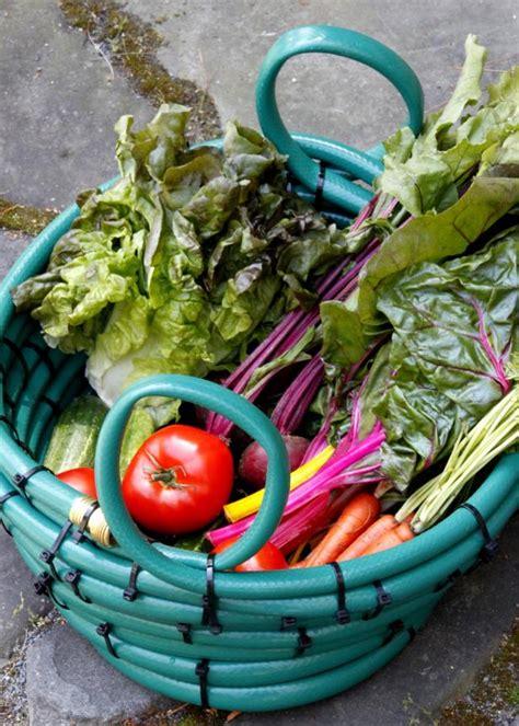 Garden Harvest Basket by How To Make A Kid Friendly Garden Diy Network Made Remade Diy
