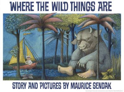 where the things are picture book the permanent bookshelf my five all time favorite books