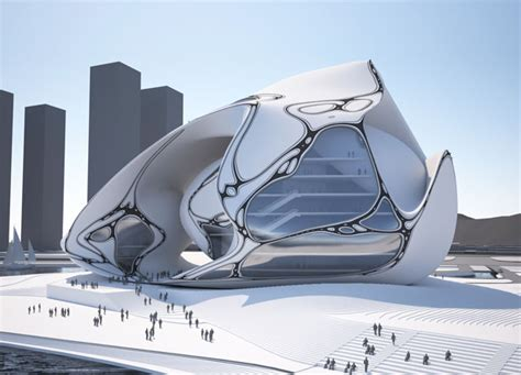 opera house designer busan opera house design proposal by emergent architecture tuvie