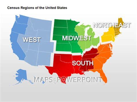 U.S. PowerPoint Maps Standard Kit. Maps4PowerPoint.com