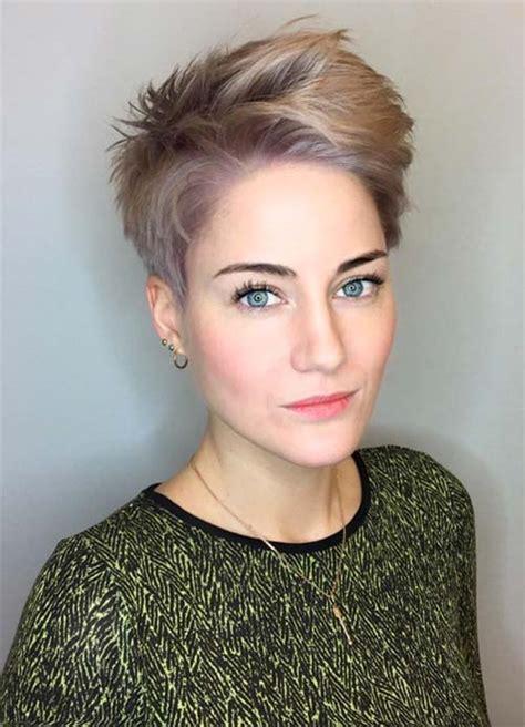 classy  simple short hairstyles  women fashionre