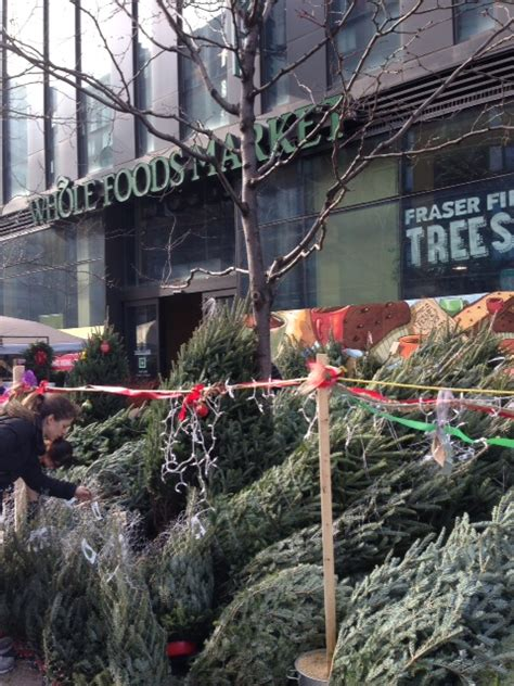 best places in the neighborhood to buy your christmas tree