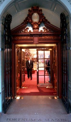fortnum mason london store piccadilly shop  architect