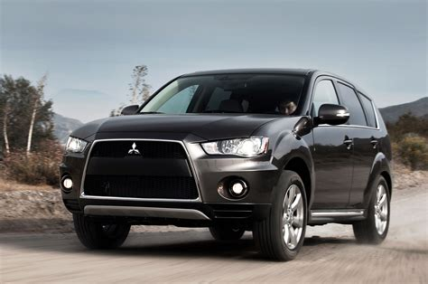 mitsubishi outlandet mitsubishi outlander gt review cars news review