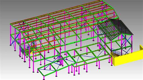structural layout of industrial building how to assess the construction quality of a project