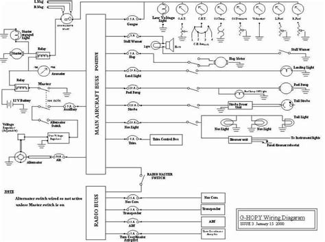 Aircraft Wiring Diagram | WebNoteX.com