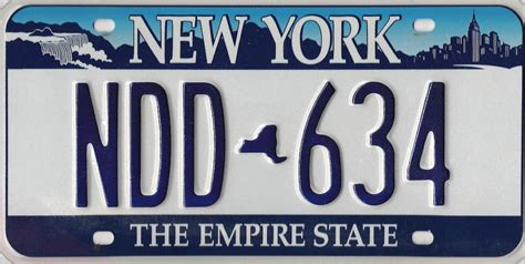 Ny Vanity Plates by S Homepage Of License Plates