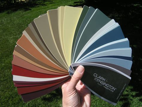 clark kensington interior paint color wheel brown hairs