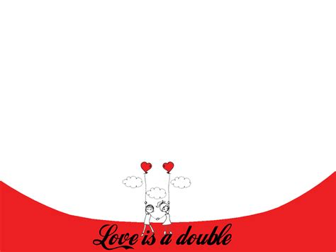 love templates for ppt free love is double backgrounds for powerpoint love ppt