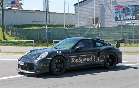 Porsche 911 Gt2 Rs Top Speed by 2018 Porsche 911 Gt2 Rs Review Top Speed