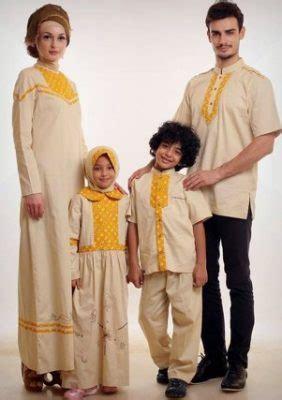 Pakaian Baju Busana Pasangan Sarimbit Clo631487rds 90 trend model baju muslim lebaran terbaru 2018 fashion