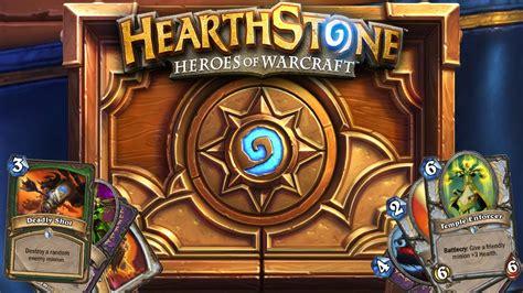 hearthstone arena deck hearthstone arena paladin deck episode 1