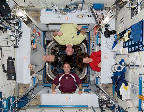 living on the explainer the international space station