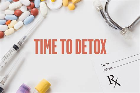 How To Detox Your From Illegal Drugs by Fighting Prescription Abuse 3 Effective Medications