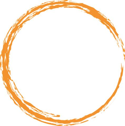 free image on pixabay orange round circle paint
