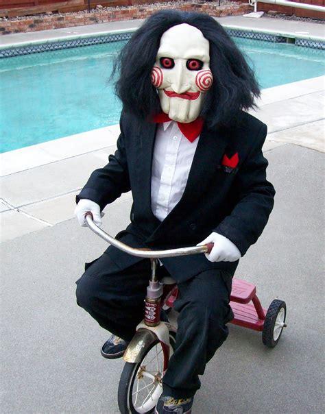 jigsaw girl film jigsaw thrifty halloween costumes pinterest