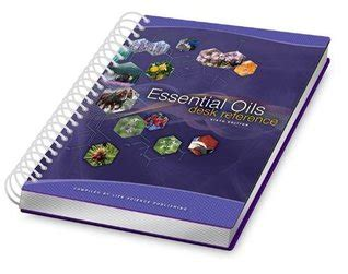 essential oils desk reference 6th edition by science