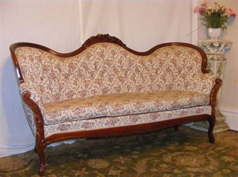 period style sofas vintage kimball victorian sofa marva s placemarva s place