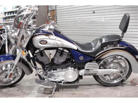 Ts Injected Freedom And Victory 2005 victory kingpin cruiser for sale on 2040 motos