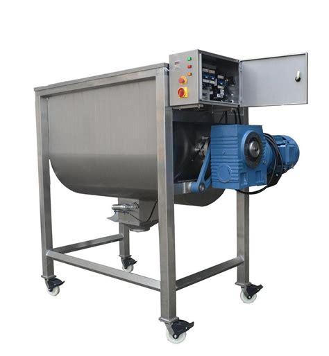 powder mixing machine ribbon blender powder mixer