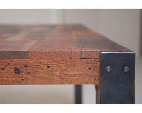 bold simplicity mt shasta reclaimed wood and iron