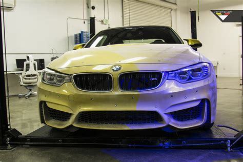 Bmw M4 Wide Kit by Vorsteiner Wide Kit For 2015 Bmw M4 Here S How It S