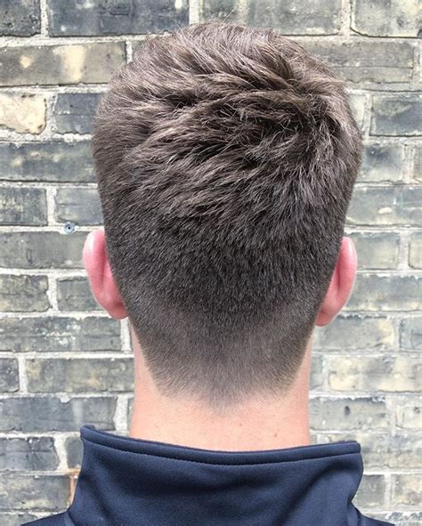 hair styles for v shaped back hair line the neck taper