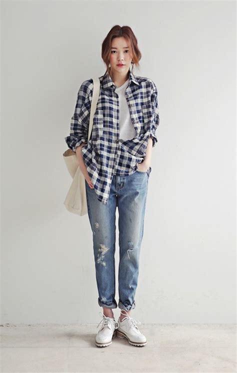 Bulu Korea Jenis Bulu Domba 10 inspirasi gaya a la kpop yang tertutup cocok untuk