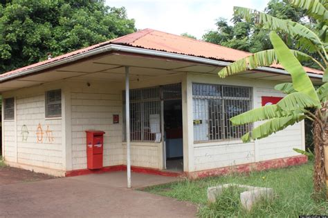 the world s loneliest post office still postcards
