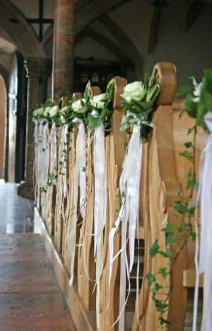 Kirchendeko Hochzeit Kaufen by Kirchenbaenke Hochzeit Kirchenb 228 Nke Ideen