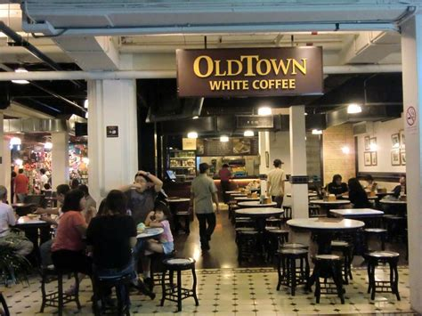 White Coffee Town town white coffee in kuala lumpur restaurant in