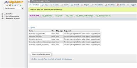 mysql repair all tables mysql repair all tables all about database recovery top 3 methods to repair mysql