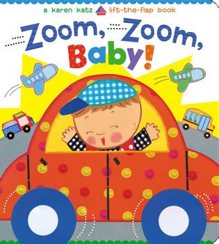 zoom the book pictures zoom zoom baby book by katz official