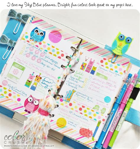 Decorate Planner by Using Your Planners Tips From Our Designers