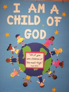 themes in god help the child church bulletin board ideas growing kids ministry
