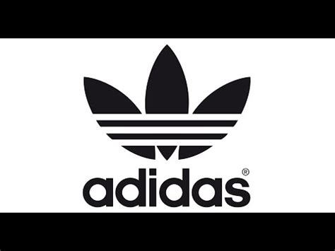 tutorial logo adidas full download how to make adidas logo with corel draw